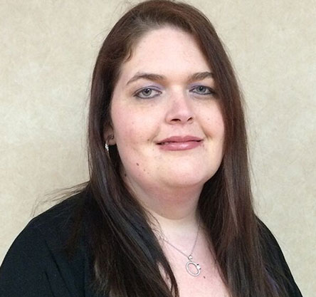 A photo of Stephanie Morlidge, the general manager of d3h Days Inn Red Deer in Alberta.